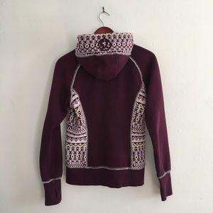 lululemon athletica Tops - Lululemon Special Edition Knit Scuba Jacket